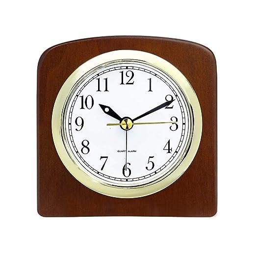 0 Reloj de mesa para la sala de estar Decoración Habitaciones Baño ...