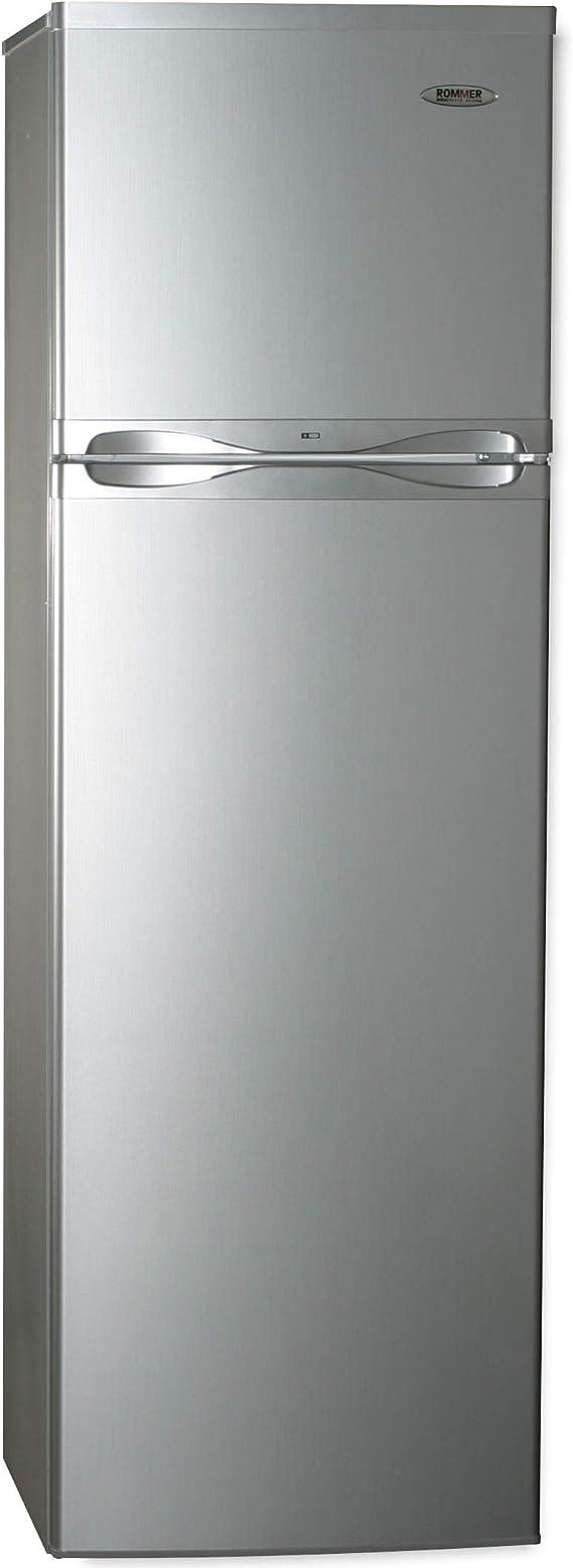 Frigo 2 puertas Rommer F324A+IX: Amazon.es: Grandes electrodomésticos