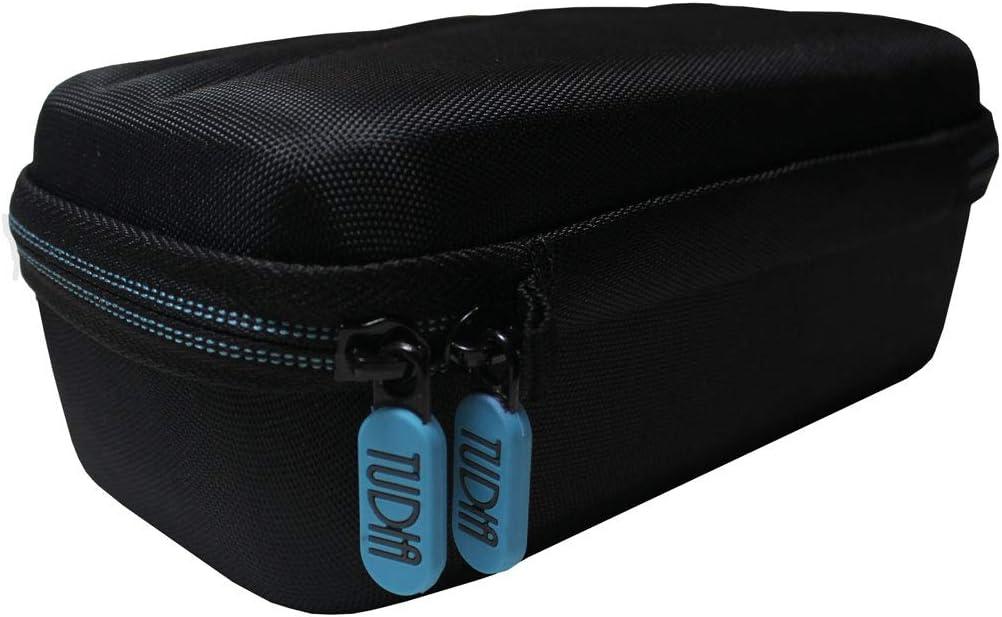 TUDIA EVA Case Compatible with Razer DeathAdder Elite Gaming Mouse, Hard Travel Shockproof Storage Case for Gaming Mouse