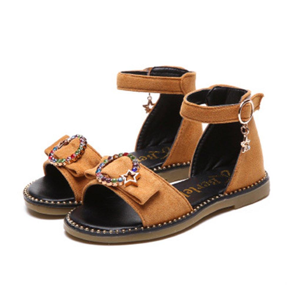 coollight Girls Sandals Fashion Princess Shoes Summer Beach Casual Shoes