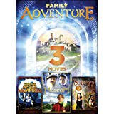 3-Movie Family Adventure: Mysterious Museum / Teen Sorcery / Teenage Space Vampires