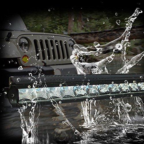 TURBO-SII-3031Inch-Led-Light-bar-Spot-Flood-Combo-Beam-150W-Single-Row-Row-Off-Light-For-Chevrolet-Dodge-Ford-GMC-Jeep-Toyota-Polaris-RZR-Ranger-ATV-UTV-Can-Am-Maverick-Boat-Suv