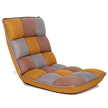 Amazon.com: Chaise Lounges Lazy Couch Small Sofa Cushion On ...