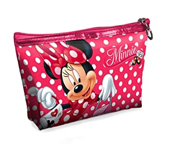 Image Unavailable. Image not available for. Colour  Disney Minnie Mouse  Toiletries Bag ... bbd436c50e95c
