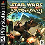 Star Wars Episode 1 - Jedi Power Battles PS1 Instruction Booklet (Sony Playstation Manual ONLY - NO GAME) Pamphlet - NO GAME INCLUDED