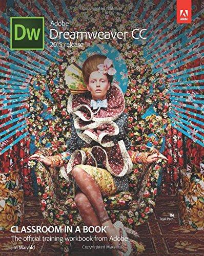 Adobe Dreamweaver CC Classroom in a Book Front Cover