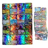 Smarteach Pokemon Go TCG-- Mega Ex Cards Set 60 PCS