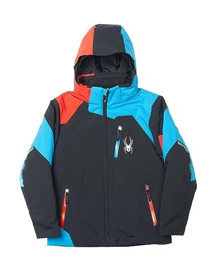 Amazon.com   Spyder Boys Leader Jacket bf82681fc644
