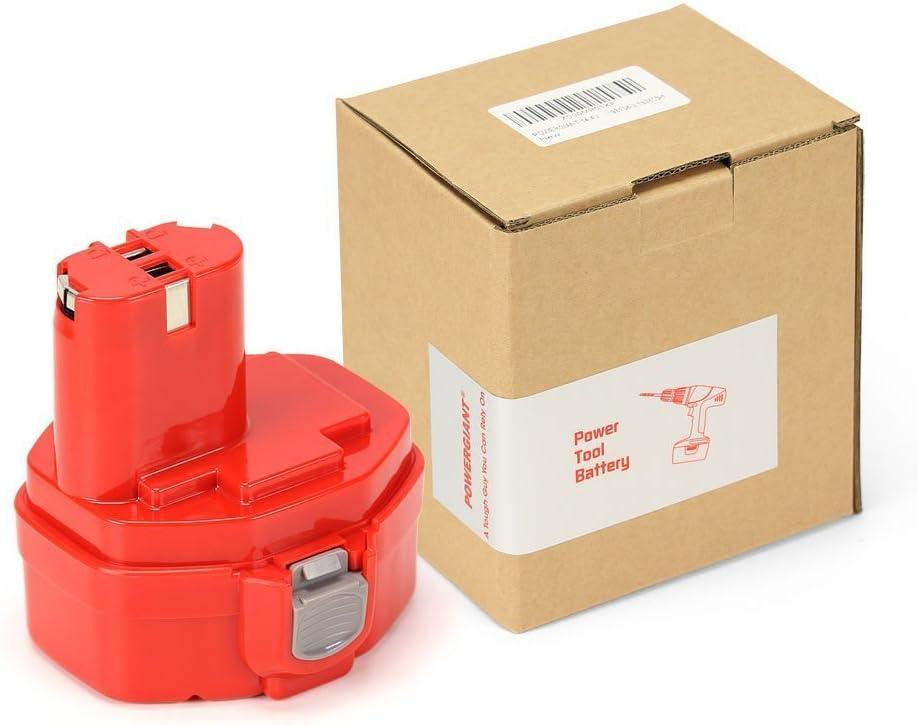 Batterie pour Makita 14,4V 2.0Ah PA14 1420 6236D 6280D 6333D 6336D BATTERY Ni-Cd