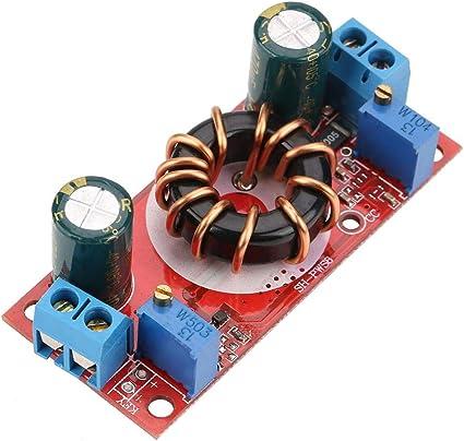 WSDMAVIS 1 Pcs DC-DC Boost Buck Converter Step Up Down Voltage Regulator CC CV 5-32V to 0.5-32V Adjustable Power Supply Module