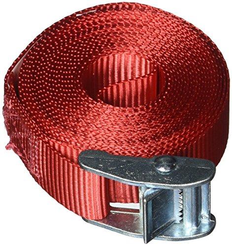 SecureLine 6262 12-Foot Lashing Strap, Red by Secureline (Image #1)