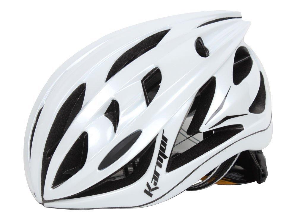 Karmar(カーマー) ヘルメット DITRO ディトロ ヘルメット R2KA150522X ホワイト L (頭囲 59cm~60cm)