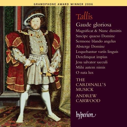 Tallis: Gaude Gloriosa by HYPERION