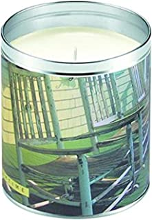 product image for Aunt Sadies 1030 Summertime Rockers Candle, Grass, 4 by 3.25-inches