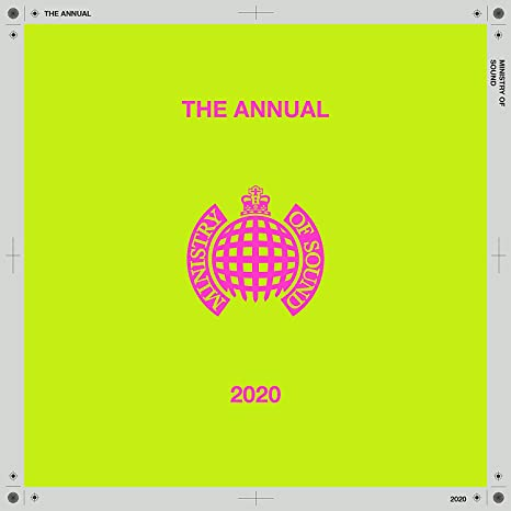 Best Selling Albums Of 2020.The Annual 2020 Ministry Of Sound
