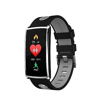 Bracelet Connecté,ACMEDE® Montre Connectée Sport Fitness Tracker dActivité Montre Cardio Étanche