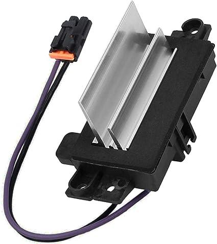 4P1516 Kit completo de resistencia del motor del ventilador de ...