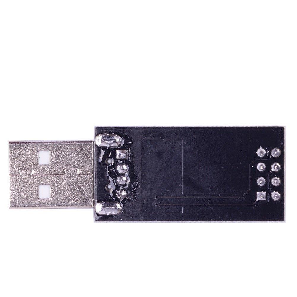 Cylewet USB to ESP8266 WiFi Module Serial Interface Transfer Board WiFi Adapter CYT1012