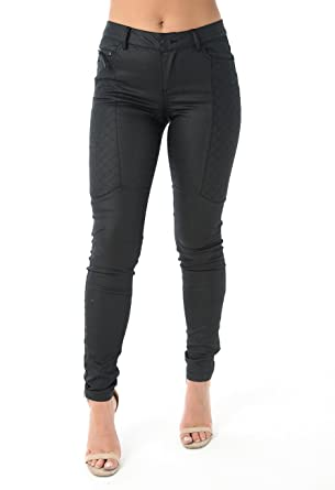 Ladies Ex High Street Black /'Super Skinny/' Womens Jeggings Skinny Jeans