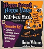 Home Sweet Home Page Connection Kit with CDROM by Williams, Robin, Mark, Dave (1997) Paperback