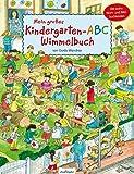 Mein großes Kindergarten-ABC-Wimmelbuch (Mein großes Wimmelbuch)