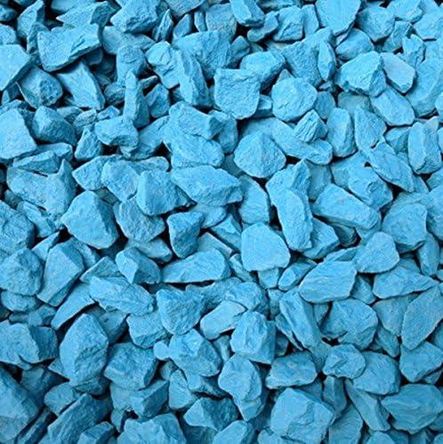 rockincolour verano cielo 850 kg piedras de jardín decorativas de grava: Amazon.es: Jardín