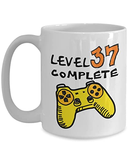 Unique Gifts For Her 37th Birthday Mugs 15 Oz