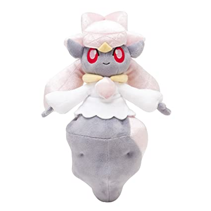 Amazon.com: Pokemon Center Original 11 Inch Diancie Stuffed ...