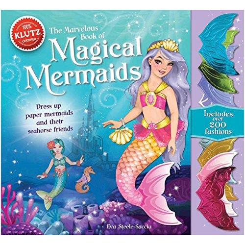 Klutz Magical Mermaids Book Kit