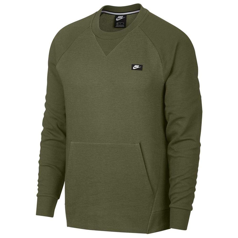 TALLA M. Nike M NSW Optic CRW Long Sleeved t-Shirt, Hombre