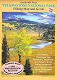 img - for Yellowstone National Park Hiking Map book / textbook / text book