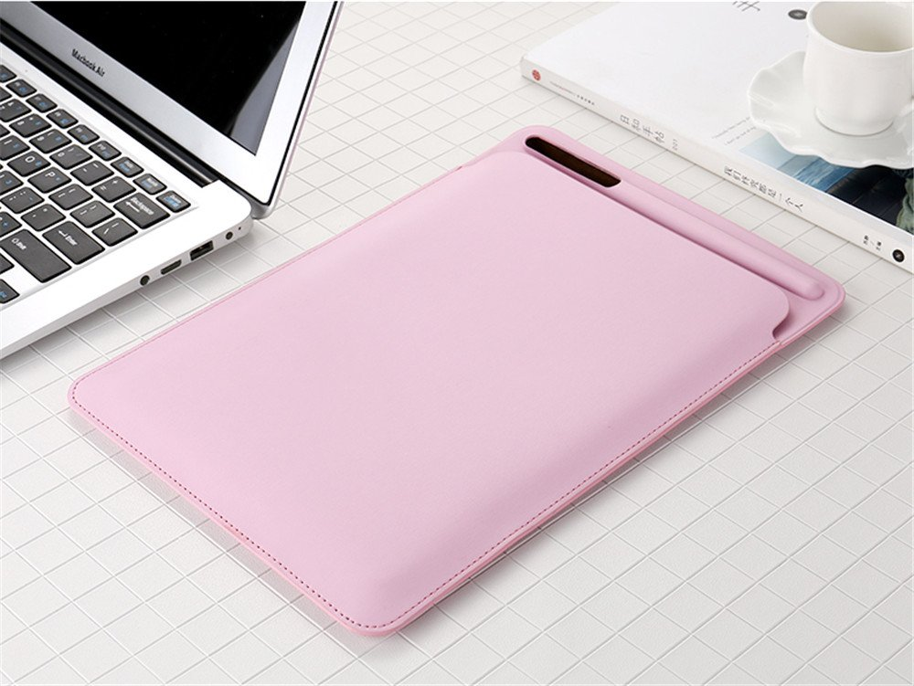 black XIHAMA Sleeve Case for iPad Air 10.5 iPad Pro 10.5 with Pencil Stylus Slot Holder,Ultra Slim Portable PU Leather Protective Case Cover for Apple New ipad 9.7