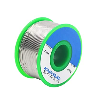 PHIMIITA Solder Wire Lead Free Soldering Wire with Rosin Core for ...