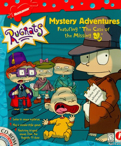 Nickelodeon: Rugrats Mystery Adventures - PC/Mac