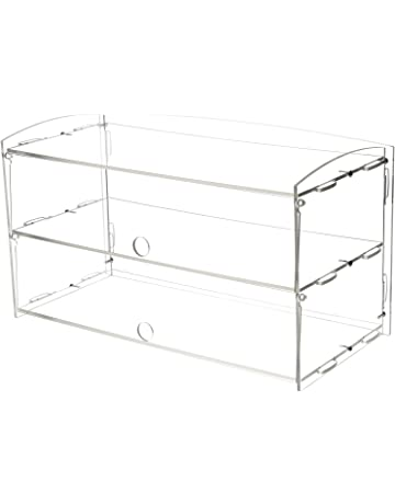 Fashionable Clear Acrylic Stackable Display Cases Style; In Bcw Puck Holders 42 Free Shipping!