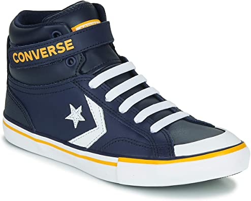 Converse Kids Pro Blaze Strap Leather High Top Sneaker