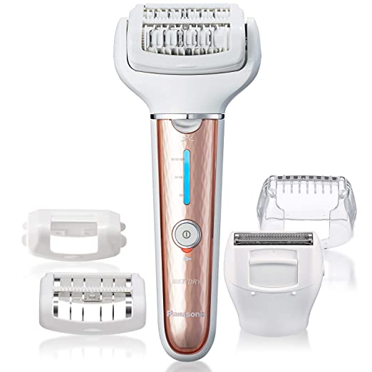 Panasonic Cordless Epilator For Underarms