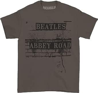 The Beatles Abbey Brick Road T-Shirt