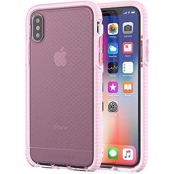 ca9ca9cd4cf Tech 21 Carcasa EVO Check Phone para iPhone X: Amazon.es: Electrónica