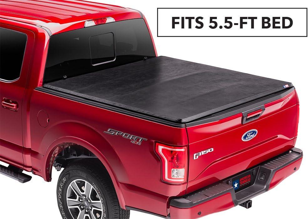American Tonneau Company Soft Folding Truck Bed Tonneau Cover