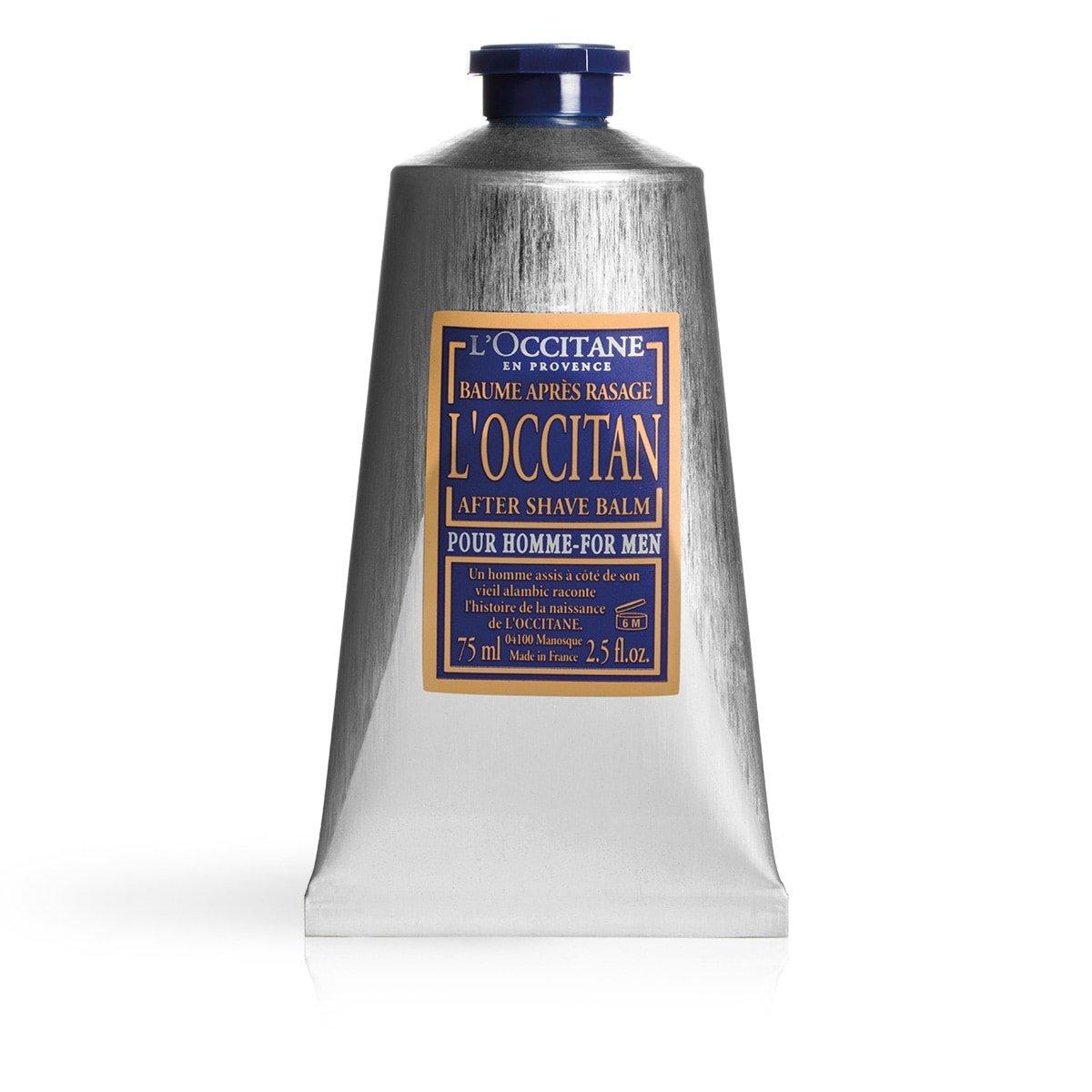 L'Occitane Moisturizing L'Occitan After Shave Balm for Men with Shea Butter, 2.5 fl. oz.