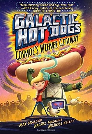 book cover of Cosmoe\'s Wiener Getaway