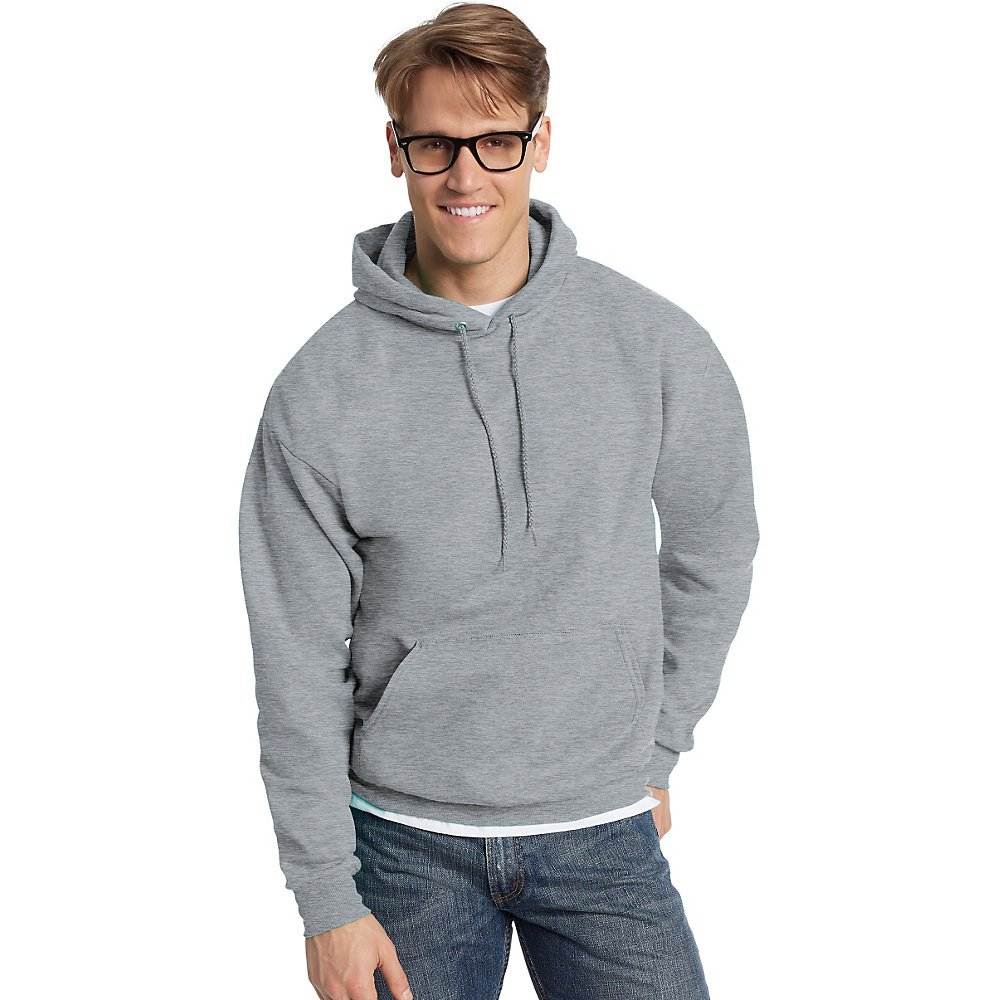 50 50 Hooded Pullover 7.9oz