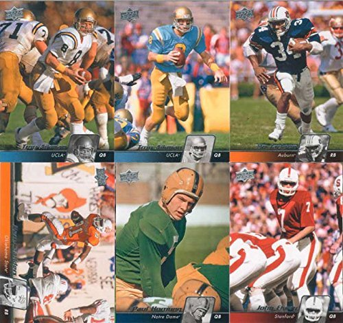 2011 Upper Deck NFL Football Series Basic 50 Card Hand Collated Veteran Players Set Complete M - Football Cards 2011