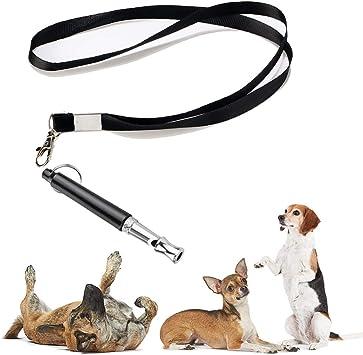 BESTHINGUS Dog Training Whistle to Stop Barking629-C14