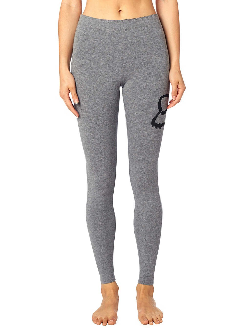 Fox Racing Women's Enduration Leggings (MEDIUM) (HEATHER GRAPHITE)