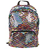 Best Girls Backpacks - Style.Labs Magic Sequin Backpack, Rainbow (76502) Review