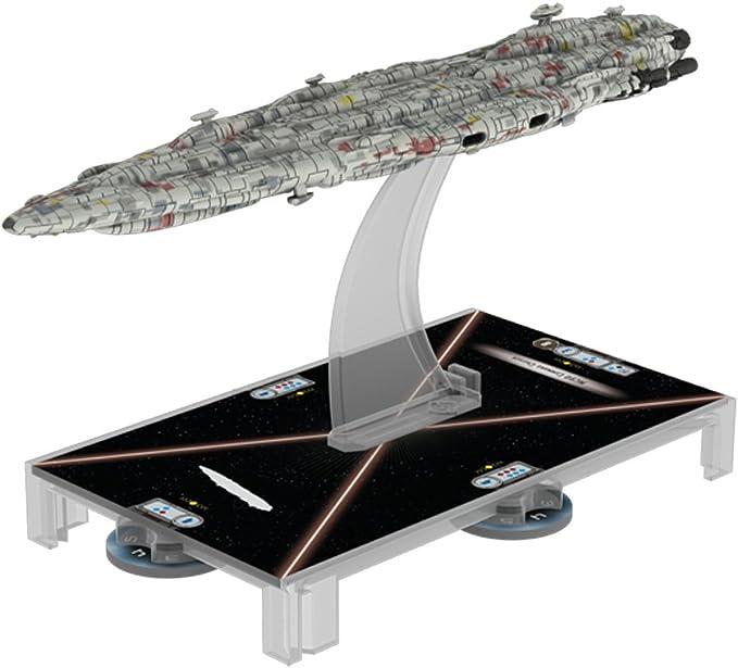 Giochi Uniti - Juego y puzle de Star Wars Armada Home One Multicolor: Amazon.es: Juguetes y juegos