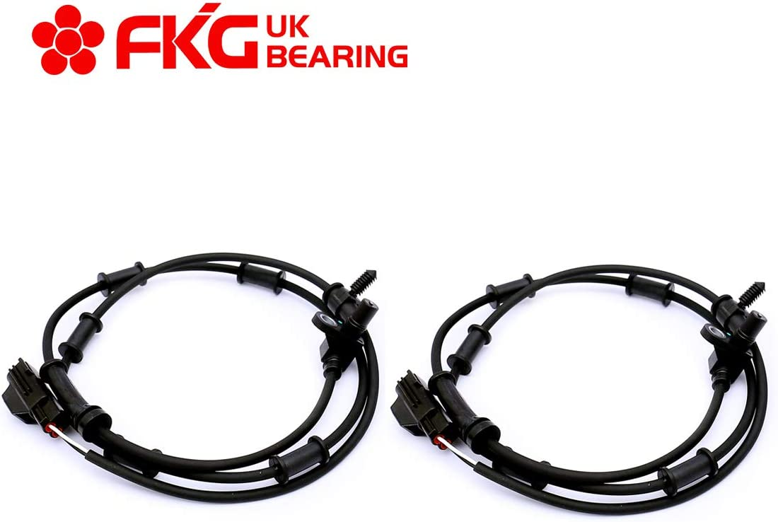 2003-2005 Dodge Ram 3500 ABS Wheel Speed Sensor Front Left and Right ALS102 For 2003-2005 Dodge Ram 2500