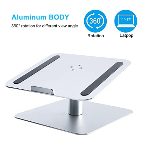 Amazon Com Homend Laptop Notebook Stand Macbook Stand 360